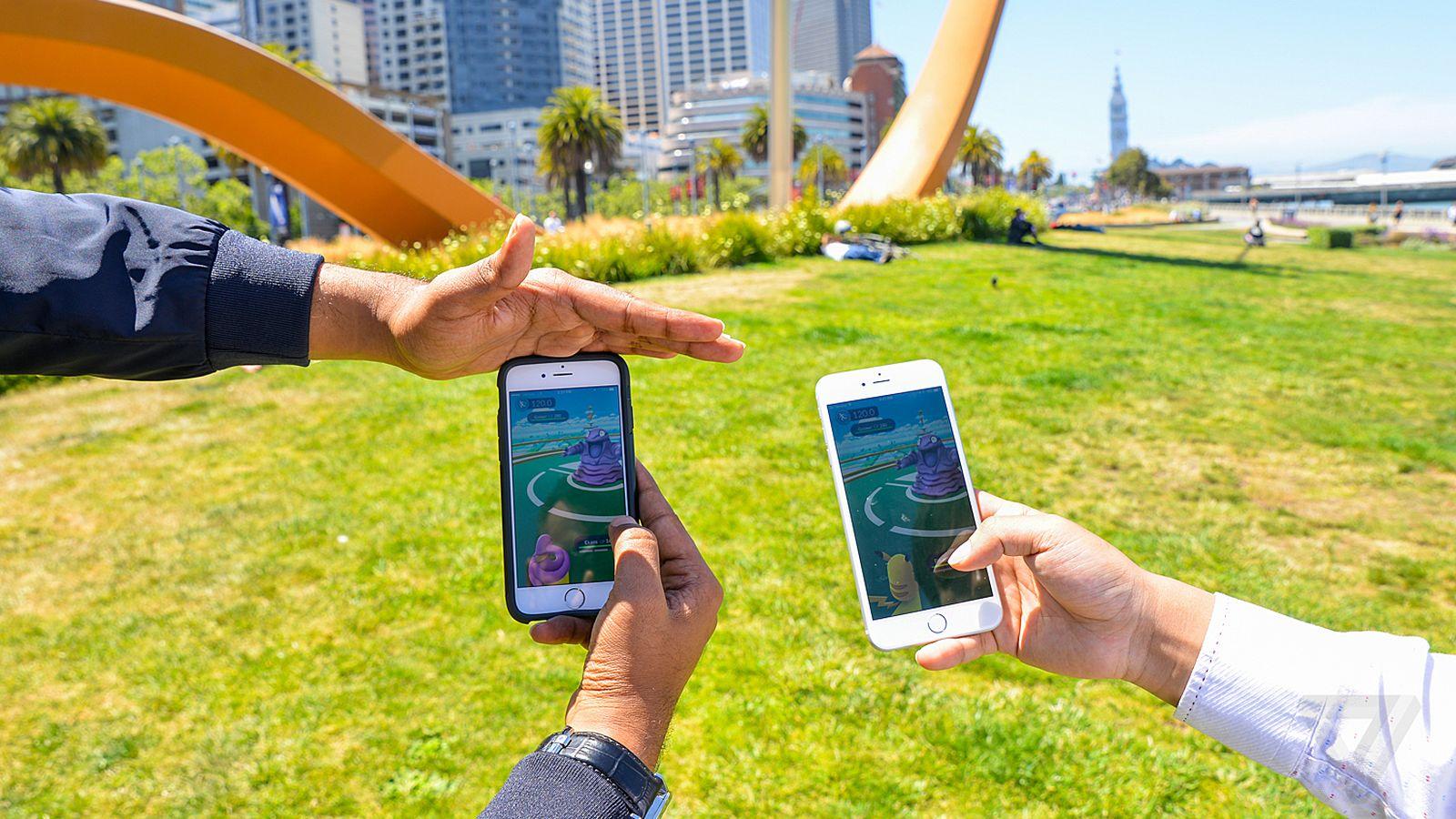 Slitta il lancio globale di Pokémon Go