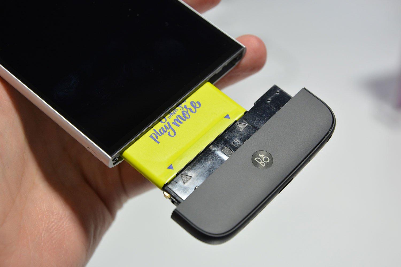 LG G5 si aggiornerà ad android Nougat entro il 2016