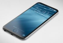Apple iPhone senza tasto Home fisico