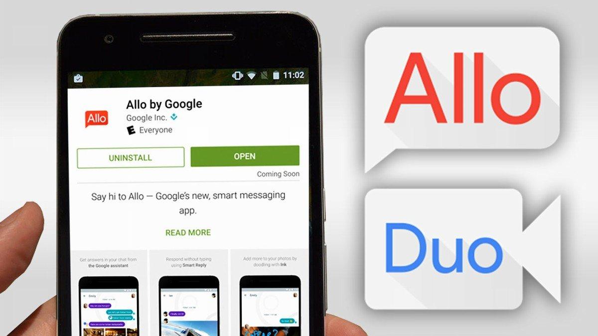 Google lancia la sfida a WhatsApp: in arrivo Allo