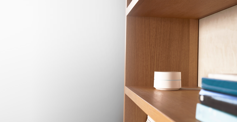 Google WIFI, wireless intelligente per case giganti