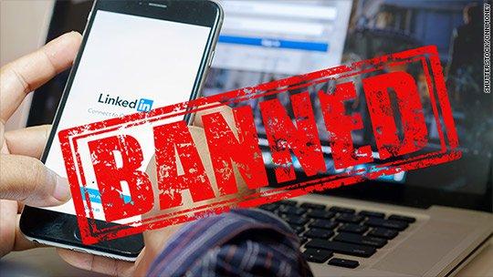 BLOCCO LINKEDIN IN RUSSIA / Viola la legge sulla privacy