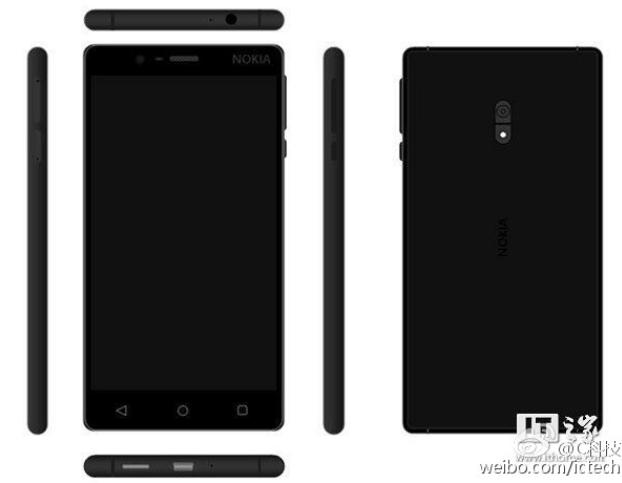 Nokia D1C - in anteprima le immagini del nuovo smartphone