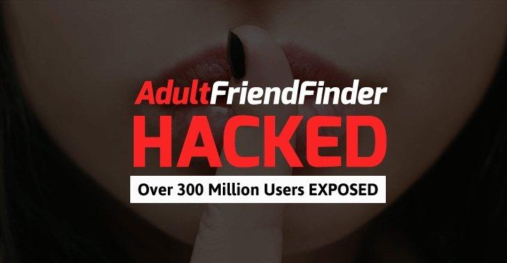 Hackerato AldultFriendFinder: a rischio 412 milioni di account
