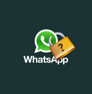 whatsapp two step verification audio background