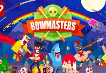 bowmasters android iphone