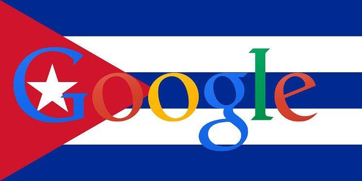 Google garantirà a Cuba un accesso ad Internet più veloce