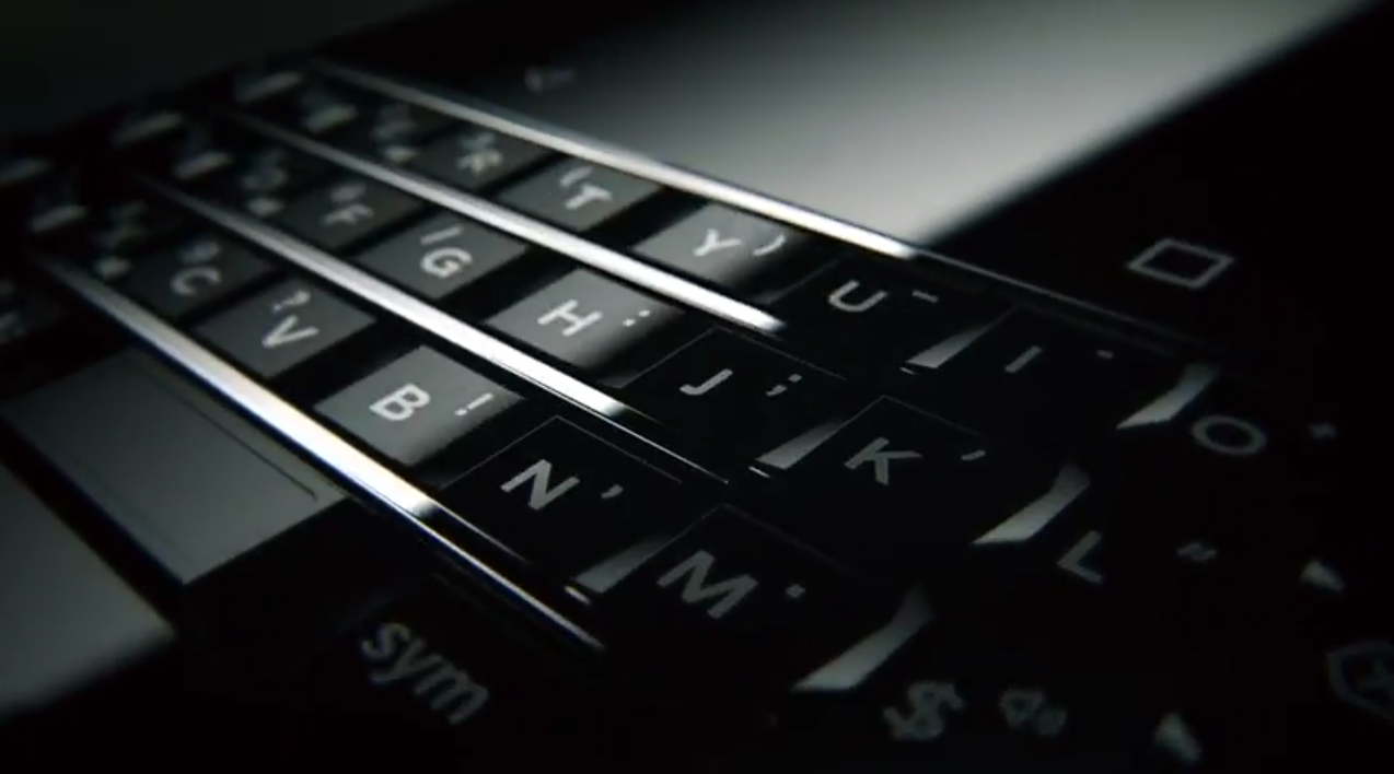 [CES 2017] BlackBerry Mercury si mostra un un breve video teaser