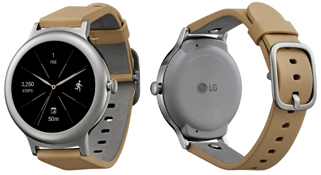 LG Watch Style: ecco due render HD del prossimo smartwatch
