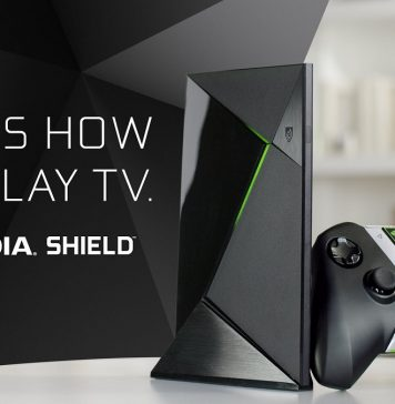 NVIDIA Shield TV 2015