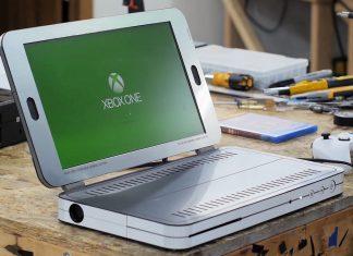 ben heck xbox one s laptop