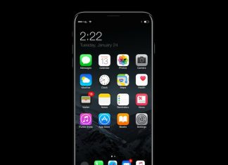 Apple iPhone 2017 ricarica wireless