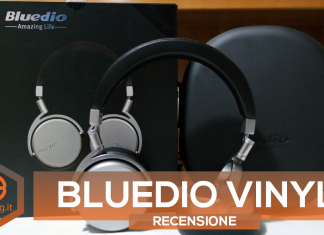 Bluedio Vinyl recensione