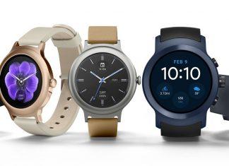 LG Watch Sport e Watch Style