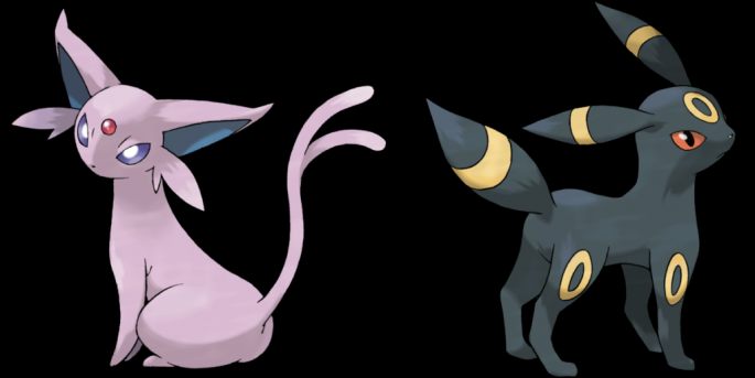 Pokemon Go: Ecco come ottenere Umbreon ed Espeon